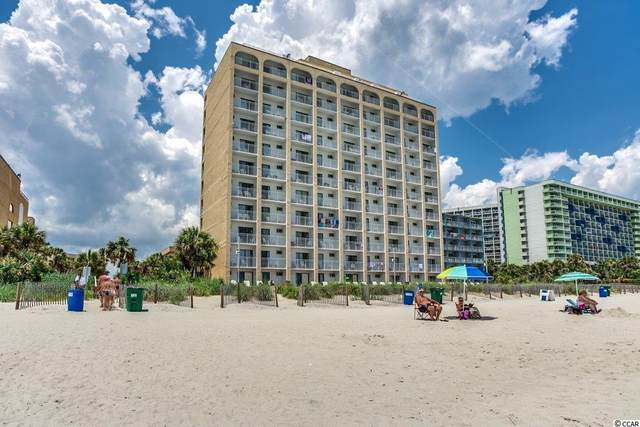 1200 S Ocean Blvd. #21003, Myrtle Beach, SC 29577 (MLS #2123095) :: BRG Real Estate