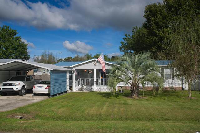 745 River Cliff Dr., Myrtle Beach, SC 29588 (MLS #2123098) :: Scalise Realty