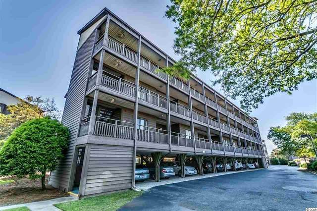 212 2nd Ave. N #364, North Myrtle Beach, SC 29582 (MLS #2123100) :: The Lachicotte Company