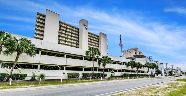 1012 N Waccamaw Dr. #802, Garden City Beach, SC 29576 (MLS #2123128) :: Chris Manning Communities