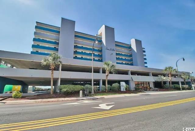 1709 S Ocean Blvd. #511, North Myrtle Beach, SC 29582 (MLS #2123140) :: Brand Name Real Estate