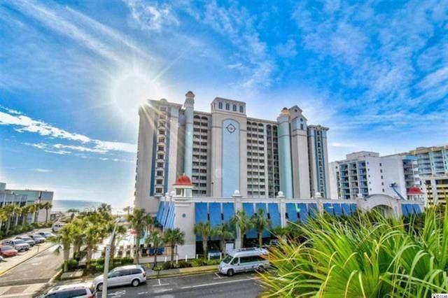 2311 S Ocean Blvd. #433, Myrtle Beach, SC 29577 (MLS #2123150) :: BRG Real Estate