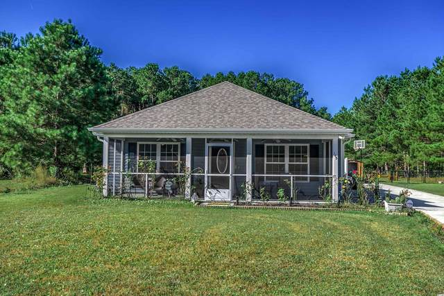 143 Cat Tail Bay Dr., Conway, SC 29527 (MLS #2123155) :: Chris Manning Communities