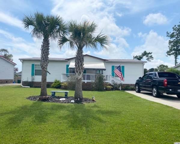 258 Captains Dr., Little River, SC 29566 (MLS #2123172) :: BRG Real Estate