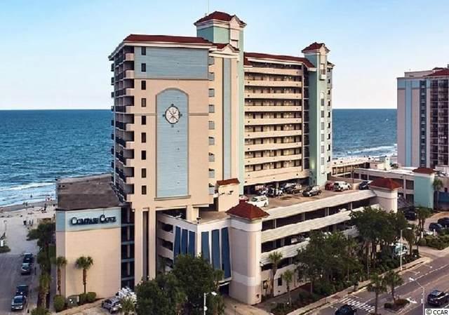 2301 S Ocean Blvd. #1018, Myrtle Beach, SC 29577 (MLS #2123176) :: James W. Smith Real Estate Co.