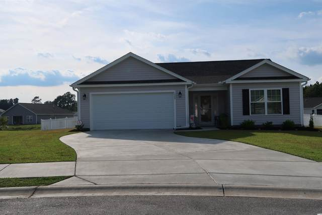 1309 Teal Ct., Conway, SC 29526 (MLS #2123179) :: Scalise Realty