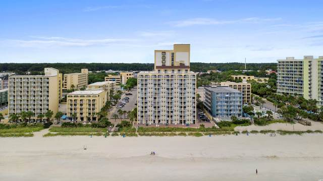 1207 S Ocean Blvd. #20603, Myrtle Beach, SC 29577 (MLS #2123182) :: BRG Real Estate