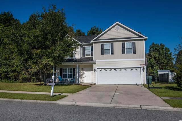 1120 Pecan Grove Rd., Conway, SC 29527 (MLS #2123188) :: Scalise Realty