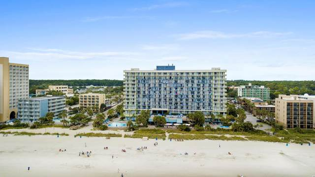 1105 S Ocean Blvd. #322, Myrtle Beach, SC 29577 (MLS #2123205) :: The Litchfield Company