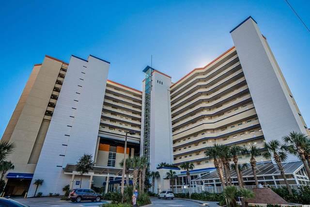 5300 N Ocean Blvd. #723, Myrtle Beach, SC 29577 (MLS #2123214) :: BRG Real Estate