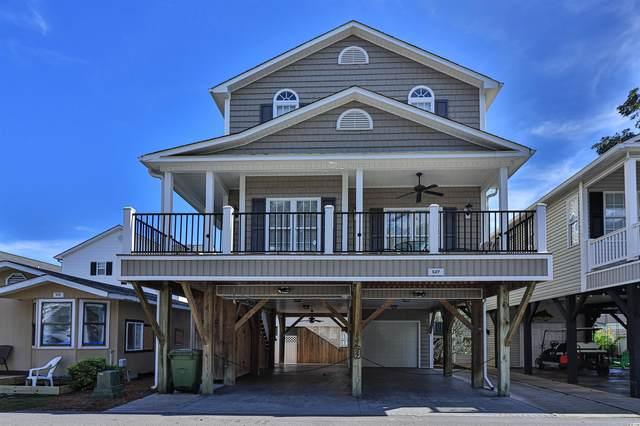 6001 S Kings Hwy., Myrtle Beach, SC 29575 (MLS #2123225) :: The Litchfield Company