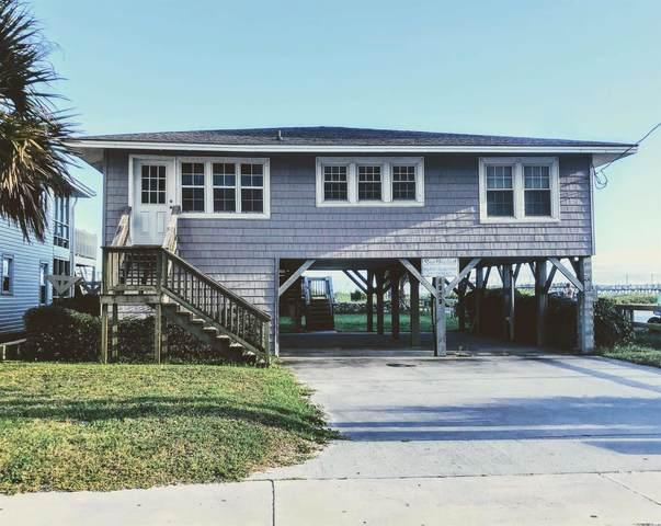 3606 N Ocean Blvd. N, North Myrtle Beach, SC 29582 (MLS #2123234) :: Ryan Korros Team