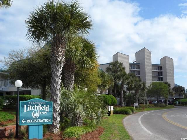 1 Norris Dr. #108, Pawleys Island, SC 29585 (MLS #2123239) :: Jerry Pinkas Real Estate Experts, Inc
