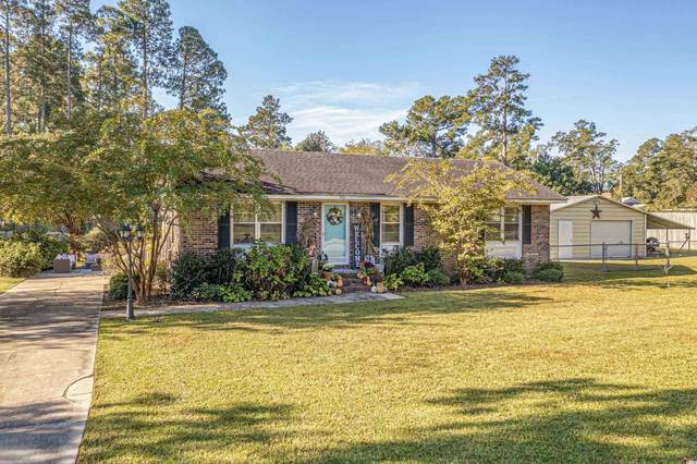 401 Franklin Ave., Marion, SC 29571 (MLS #2123254) :: The Litchfield Company