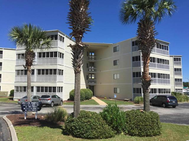 4350 Intercoastal Ln. #1204, Little River, SC 29566 (MLS #2123274) :: Jerry Pinkas Real Estate Experts, Inc