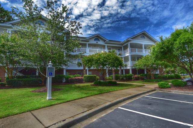 5825 Catalina Dr. #813, North Myrtle Beach, SC 29582 (MLS #2123276) :: Jerry Pinkas Real Estate Experts, Inc