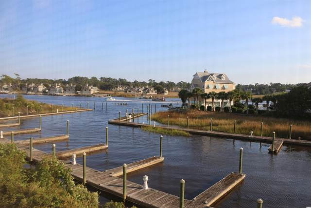 4413 East Port Blvd. F-6, Little River, SC 29566 (MLS #2123315) :: Welcome Home Realty