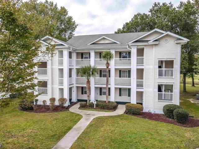 525 River Oaks Dr. 20I, Myrtle Beach, SC 29579 (MLS #2123321) :: Sands Realty Group