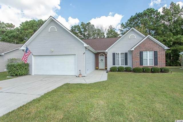 2505 Oriole Dr., Murrells Inlet, SC 29576 (MLS #2123335) :: The Lachicotte Company