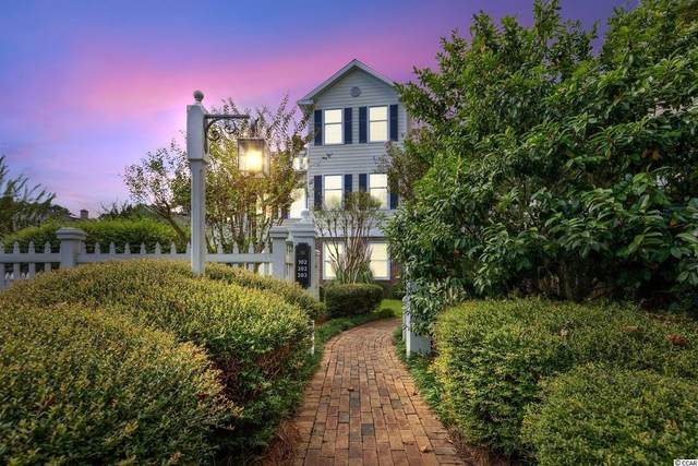 1970 Governors Landing Rd. #102, Murrells Inlet, SC 29576 (MLS #2123336) :: Grand Strand Homes & Land Realty