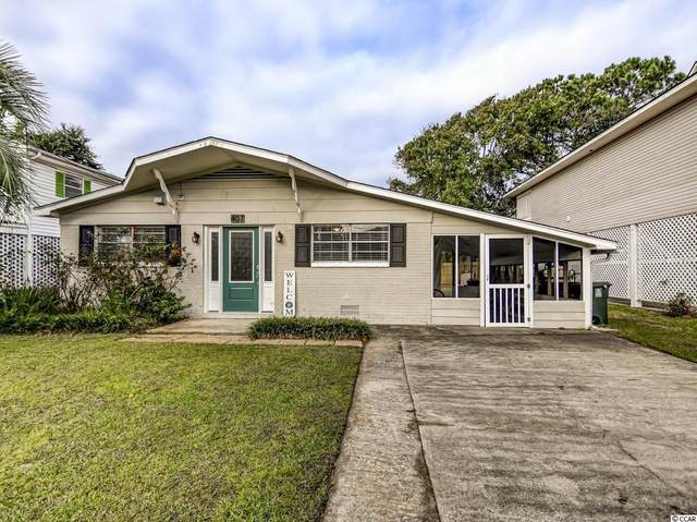 407 21st Ave. N, North Myrtle Beach, SC 29582 (MLS #2123344) :: Welcome Home Realty