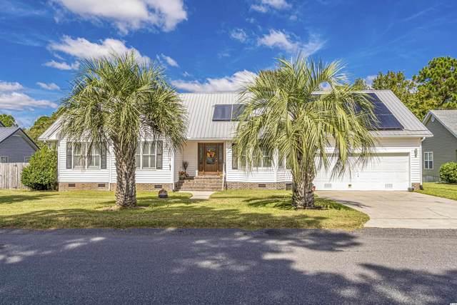 818 Finger Lake Dr., Myrtle Beach, SC 29588 (MLS #2123349) :: Jerry Pinkas Real Estate Experts, Inc