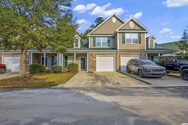 721 Painted Bunting Dr. D, Murrells Inlet, SC 29576 (MLS #2123359) :: James W. Smith Real Estate Co.