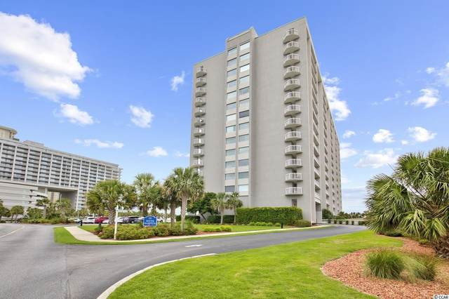 9820 Queensway Blvd. #205, Myrtle Beach, SC 29572 (MLS #2123363) :: Brand Name Real Estate
