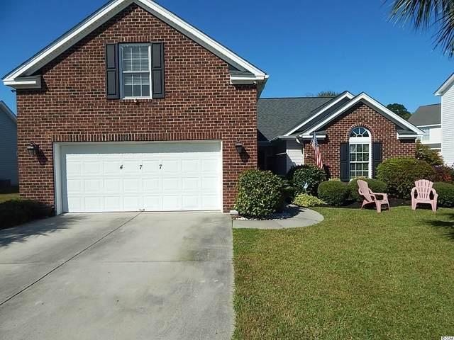 477 Pennington Loop, Myrtle Beach, SC 29588 (MLS #2123376) :: Duncan Group Properties