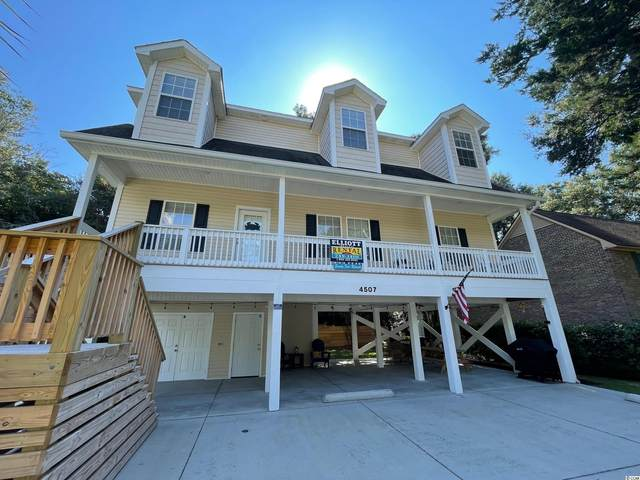 4507 Pinecrest St., North Myrtle Beach, SC 29582 (MLS #2123379) :: Brand Name Real Estate