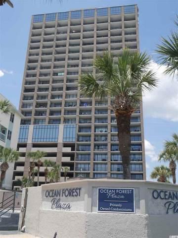 5523 #911 N Ocean Blvd. #911, Myrtle Beach, SC 29577 (MLS #2123394) :: Homeland Realty Group