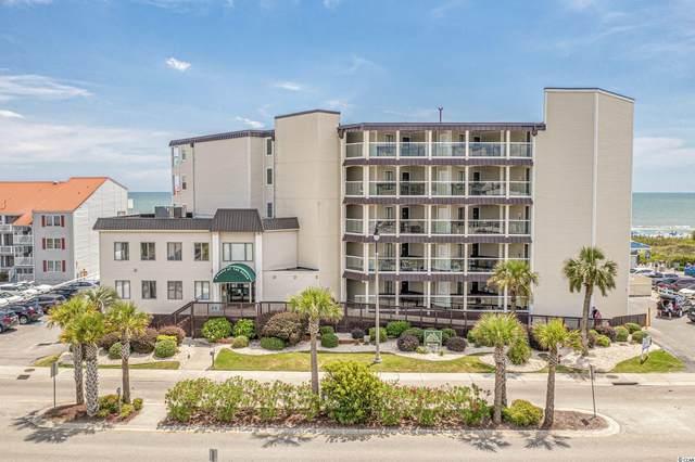 4525 Ocean Blvd. S #306, North Myrtle Beach, SC 29582 (MLS #2123432) :: Brand Name Real Estate