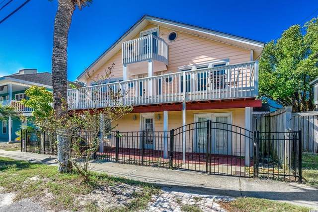 405 17th Ave. S, North Myrtle Beach, SC 29582 (MLS #2123442) :: Sands Realty Group