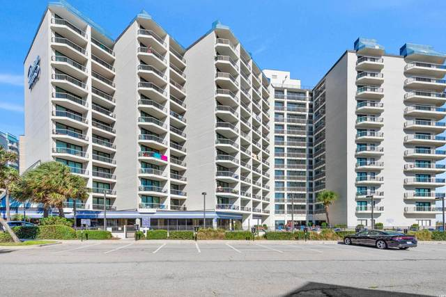 200 76th Ave. N #806, Myrtle Beach, SC 29572 (MLS #2123443) :: The Lachicotte Company