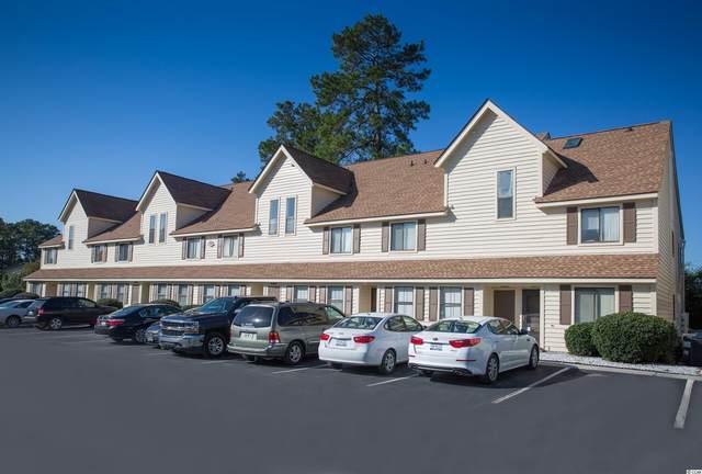510 Fairwood Lakes Dr. 19-T, Myrtle Beach, SC 29588 (MLS #2123446) :: The Lachicotte Company