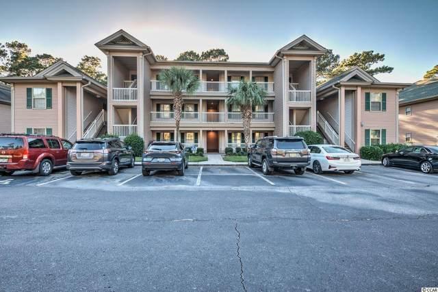 616 Pinehurst Ln. 22A, Pawleys Island, SC 29585 (MLS #2123452) :: James W. Smith Real Estate Co.