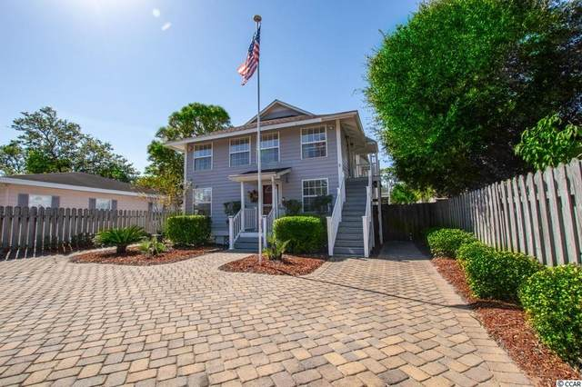 607 18th Ave. S, North Myrtle Beach, SC 29582 (MLS #2123466) :: Garden City Realty, Inc.