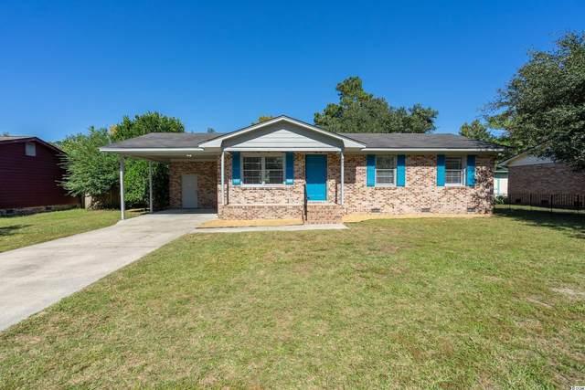 603 Jefferson Way, Conway, SC 29526 (MLS #2123484) :: Garden City Realty, Inc.