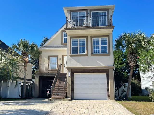 617 5th Ave. S, North Myrtle Beach, SC 29582 (MLS #2123490) :: Homeland Realty Group