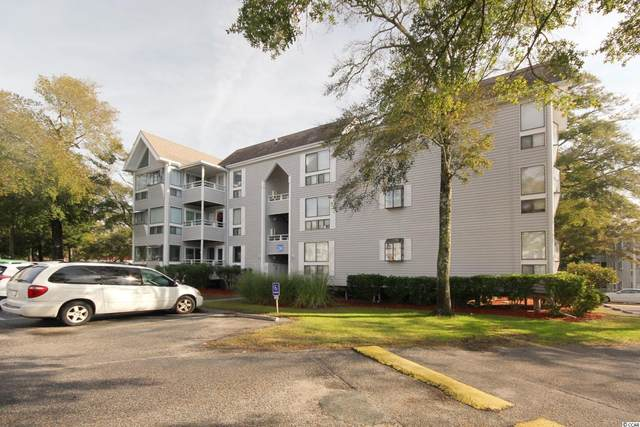 351 Lake Arrowhead Rd. 25-502, Myrtle Beach, SC 29572 (MLS #2123497) :: The Lachicotte Company