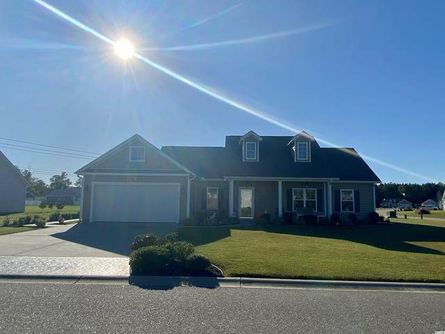 200 Maple Oak Dr., Conway, SC 29526 (MLS #2123499) :: Scalise Realty