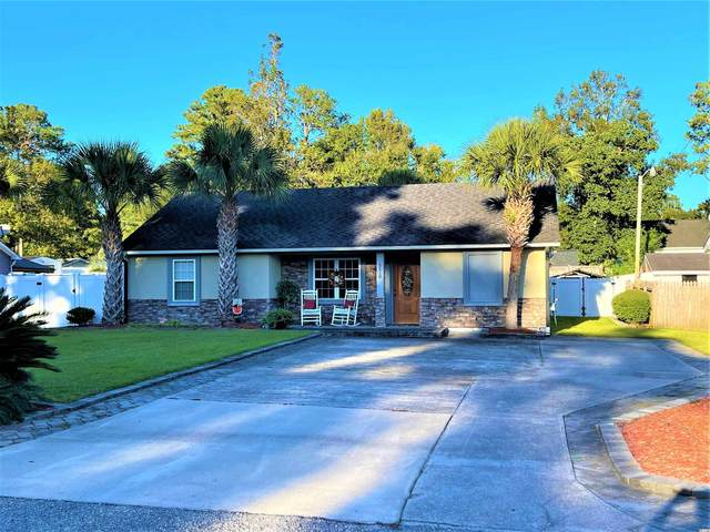 1510 25th Ave. N, North Myrtle Beach, SC 29582 (MLS #2123511) :: BRG Real Estate