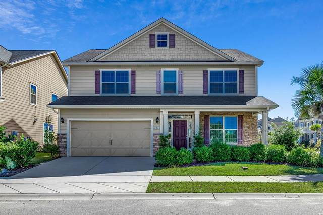 1198 Shire Way, Myrtle Beach, SC 29577 (MLS #2123516) :: Scalise Realty