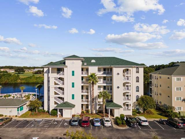 1100 Commons Blvd. #905, Myrtle Beach, SC 29572 (MLS #2123529) :: Homeland Realty Group