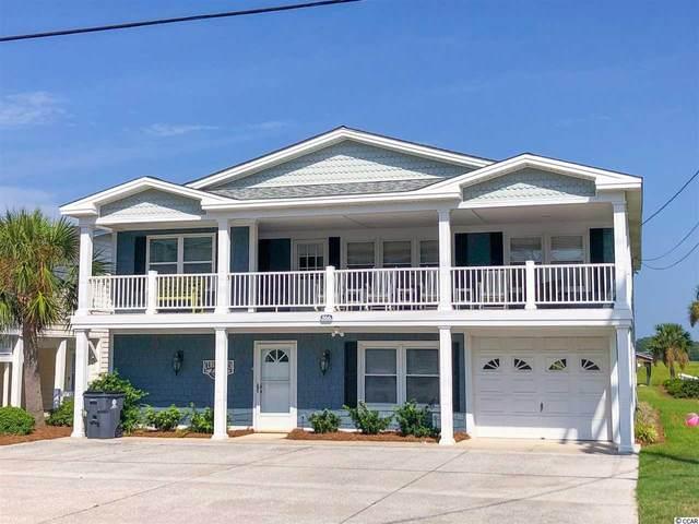 866 S Waccamaw Dr., Garden City Beach, SC 29576 (MLS #2123538) :: Homeland Realty Group