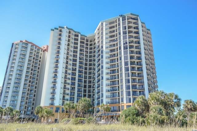 2710 N Ocean Blvd. #1208, Myrtle Beach, SC 29577 (MLS #2123539) :: Homeland Realty Group