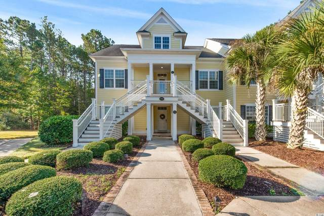 118 Old Course Rd. C, Murrells Inlet, SC 29576 (MLS #2123547) :: Sollecito Advantage Group