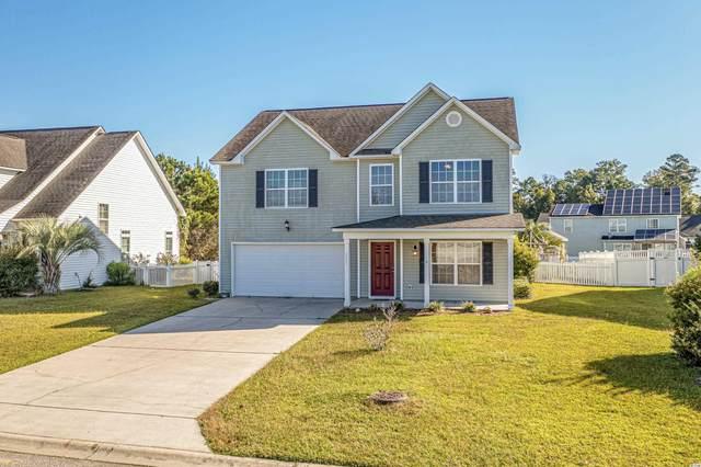 277 Sugar Mill Loop, Myrtle Beach, SC 29588 (MLS #2123552) :: James W. Smith Real Estate Co.