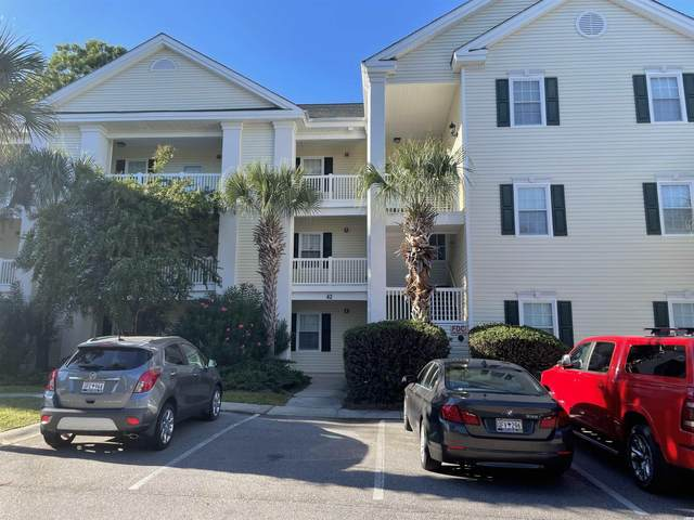 601 N Hillside Dr. #4234, North Myrtle Beach, SC 29582 (MLS #2123553) :: Homeland Realty Group