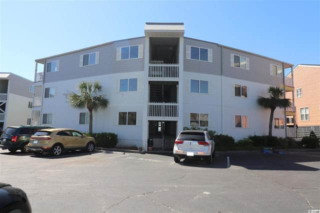 6302 Ocean Blvd. N P-1, North Myrtle Beach, SC 29582 (MLS #2123554) :: Ryan Korros Team